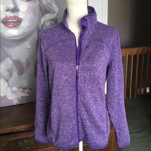 Champion wool zipped sweater/jacket